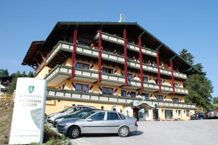 Alpenhotel Erzherzog Johann - Schladming / Dachstein - Rakousko