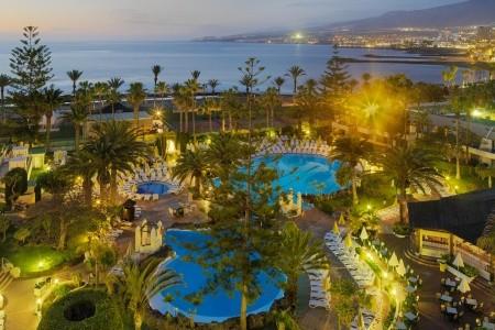 Kanárske ostrovy Tenerife H10 Las Palmeras 8 dňový pobyt Polpenzia Letecky Letisko: Viedeň september 2021 (21/09/21-28/09/21)