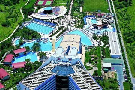 Turecko Antalya Titanic Beach Lara (Ex.