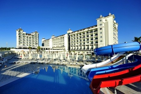 Lake & River Hotel & Spa, Turecko, Side