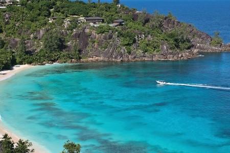 Four Seasons Resort Seychelles - v květnu