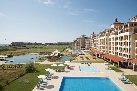 Sunrise All Suites Resort - Obzor - slevy - Bulharsko
