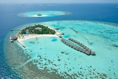 Maafushivaru - Maledivy s polopenzí v říjnu