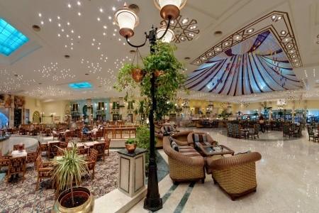 Egypt Hurghada Ali Baba Palace 8 dňový pobyt All Inclusive Letecky Letisko: Praha október 2021 (16/10/21-23/10/21)