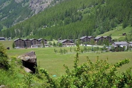 Monte Rosa - Švýcarsko 2021