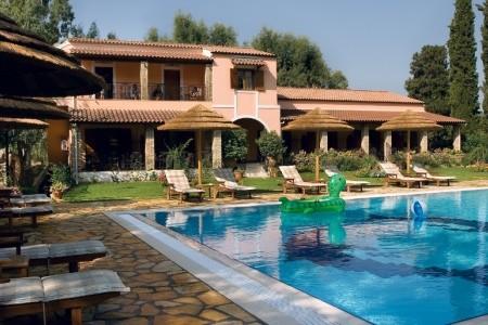 Corfu Club Aparthotel - Zájezdy