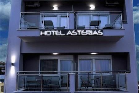 Asterias - v červenci
