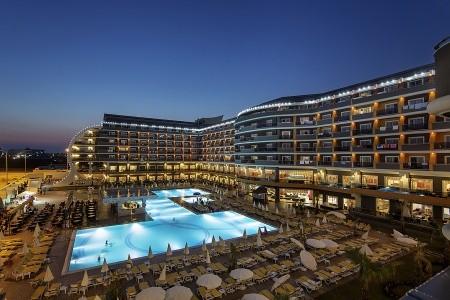 Senza The Inn Resort - Turecko v červnu