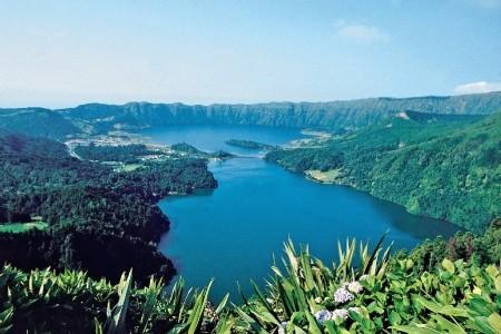 Zelený ostrov Sao Miguel na kole - Dovolená Azorské ostrovy 2021 - Azorské ostrovy 2021