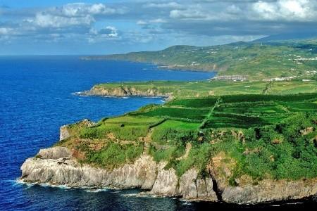 Azory - kombinace 3 ostrovů - Dovolená Azorské ostrovy 2021 - Azorské ostrovy 2021