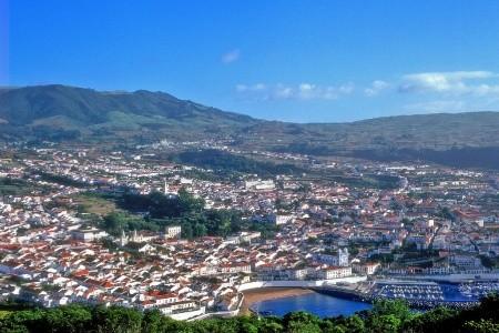 Azory - kombinace 4 ostrovů - Dovolená v Portugalsku 2021/2022 - Portugalsko 2021/2022