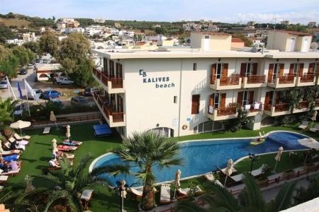 Kalyves Beach Hotel (Kalyves) - Dovolená Kréta 2021