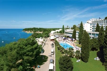 Zorna Plava Laguna, Chorvatsko, Poreč