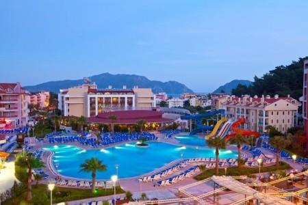 Green Nature Resort & Spa - Turecko v srpnu