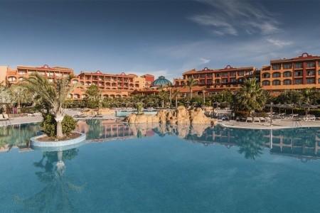 Sheraton Fuerteventura Beach, Golf & Spa Resort - v květnu
