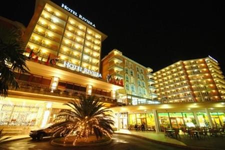 Riviera - Portorož v říjnu - ubytování