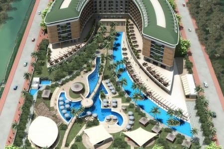 Aska Lara Resort & Spa - Turecko - slevy