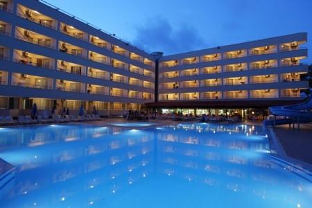 4757012 - Turecko, Side letecky z Prahy do 3* hotelu za 11320 Kč (last minute)