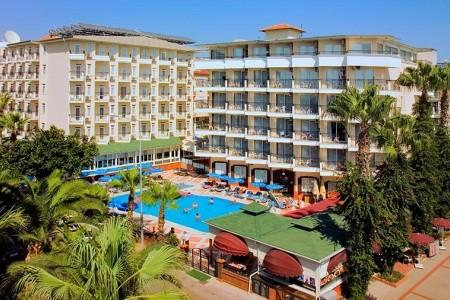 Riviera - Turecko v březnu