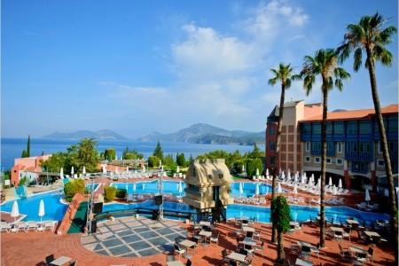 Sentido Lykia Resort And Spa - Turecko v srpnu