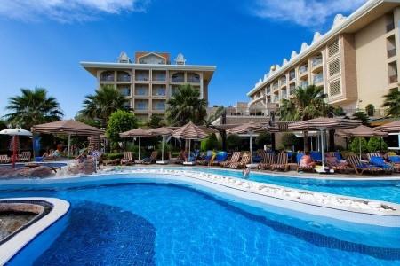 Adalya Resort & Spa - Lázně