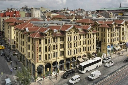 Crowne Plaza Istanbul Old City - Slevy