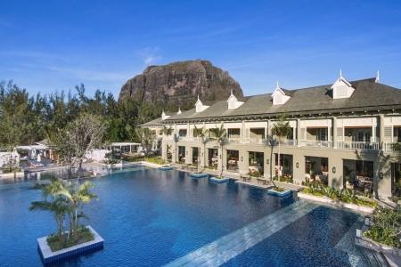 The St. Regis Mauritius Resort - Mauricius letecky na jaře