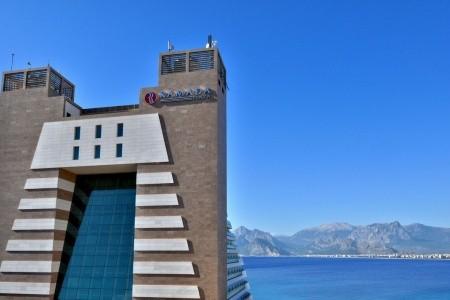 Nejlevnější Antalya letecky - Turecko