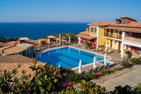 Sea View Village - Řecko s polopenzí v červenci