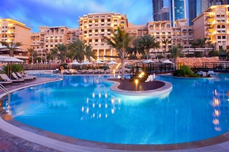 The Westin Dubai Mina Seyahi Beach Resort & Marina - Dubaj - Spojené arabské emiráty