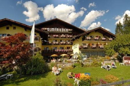 Almfrieden - Rakousko - dovolená