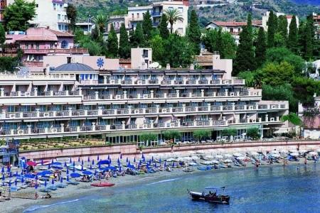 Voi Grand Hotel Mazzarò Sea Palace - Letecky z Prahy