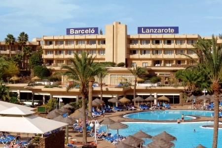Occidental Lanzarote Mar (Barceló Lanzarote Resort) - Lanzarote - Last Minute - Kanárské ostrovy