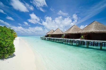 Mirihi Island Resort - v srpnu