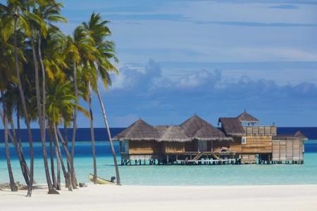 Gili Lankanfushi Maldives - v říjnu