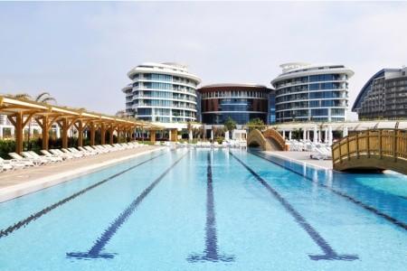 Baia Lara - Antalya v srpnu - Turecko