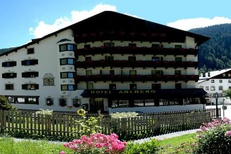 Arlberg - St. Anton - Rakousko