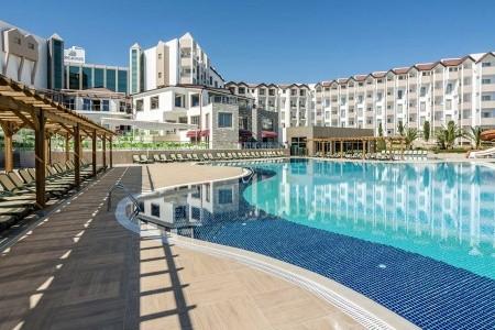 Arcanus Side Resort (Ex. Asteria Sorgun Resort) - Side - Turecko
