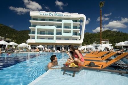 Casa De Maris Spa & Resort Hotel - v srpnu