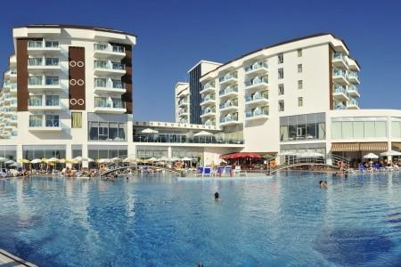 Cenger Beach Resort & Spa, Turecko, Turecká riviéra