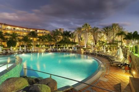 H10 Playa Meloneras Palace - Kanárské ostrovy na jaře