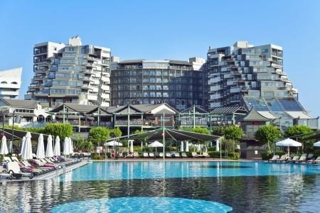 Limak Lara Deluxe Hotel & Resort - Antalya letecky z Ostravy - Turecko