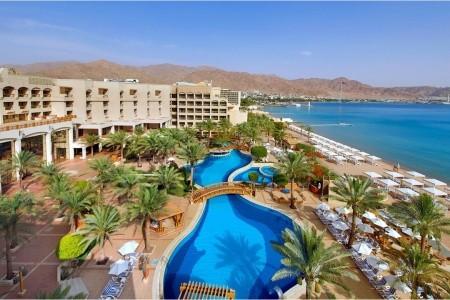 Intercontinental Aqaba - Jordánsko v září - slevy