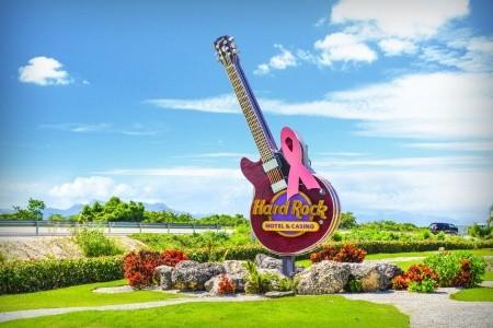 Hard Rock Hotel & Casino - Punta Cana - Dominikánská republika