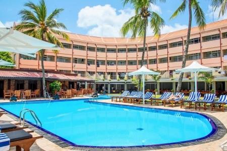 Paradise Beach Hotel - Negombo v létě - Srí Lanka