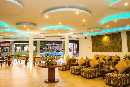 Srí Lanka Negombo Paradise Beach Hotel 10 dňový pobyt Polpenzia Letecky Letisko: Praha august 2021 ( 5/08/21-14/08/21)