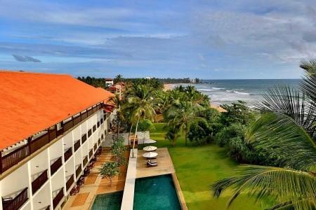 Temple Tree Resort & Spa - Letní dovolená u moře