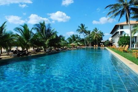 Jetwing Beach - Negombo v létě - Srí Lanka