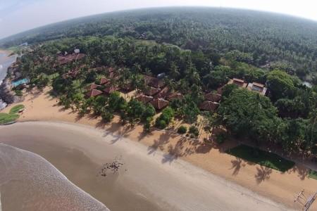 Ranweli Holiday Resort - Srí Lanka v létě
