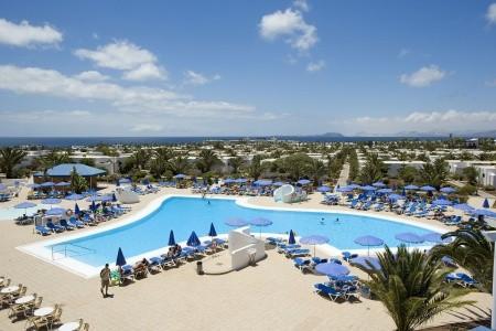 Hl Rio Playa Blanca - Kanárské ostrovy v lednu